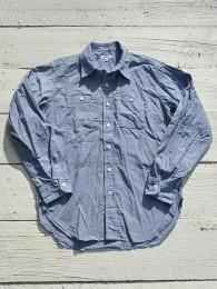 Work Shirt (Lt. Weight Cotton Chambray)