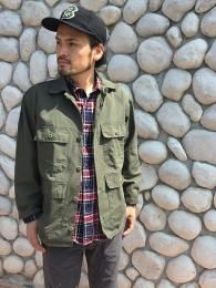 【GUNG HO】 SP 4 POCKET  JACKET