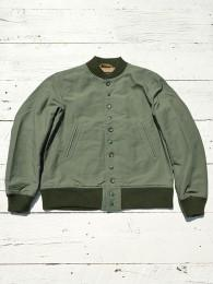 TF Jacket (Cotton Double Cloth)