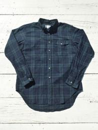 【EG Workaday】 BD Shirt (Twill Plaid)