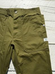 Fall Leaf Sprayer Pants (Ventile West Point)