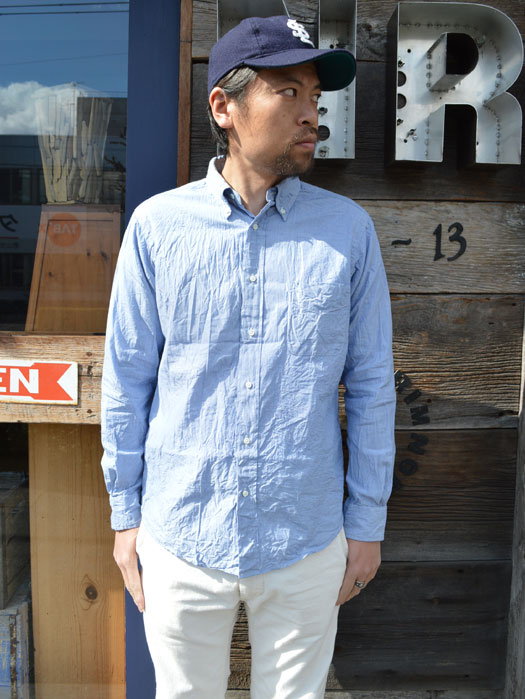 【40% OFF】 TDW BD Shirt ( End-On-End )