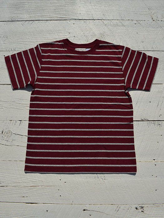 Border Short Sleeve T-Shirt