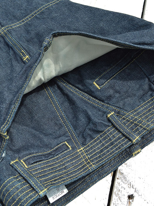 Fall Leaf Sprayer Pants 1/2 (13.5oz Denim)