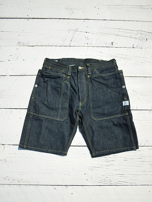 Fall Leaf Pants 1/2 (13.5oz Denim)