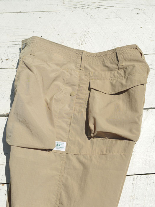 Digs Crew Pants 4/5 (Nylon Ripstop)